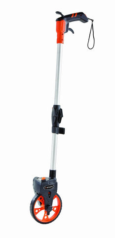 Keson RRT6 18-Inch Top Reading Center Line Measuring Wheel