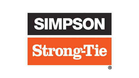 "Simpson Strong Tie FX-705 Oven-Dried 3/8"" Pea Gravel"