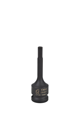 "1/2"" Dr. 6 mm Hex Drive Impact Socket"