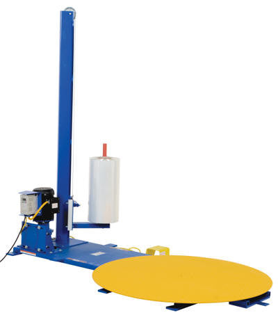 Vestil Medium Duty Powered Stretch Wrap Machines