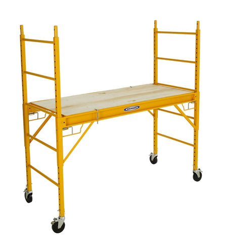Werner 6' Steel Rolling Scaffold SRS-72 MODEL