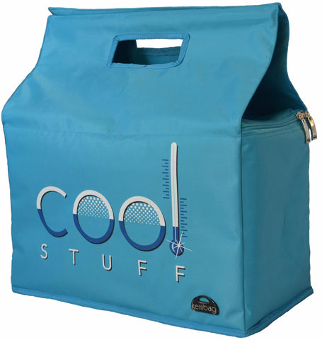 Insulated Reusable Shopping Bag - COOL STUFF Kerribag