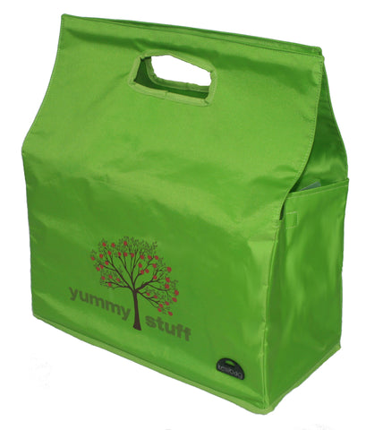 The best reusable grocery shopping bag-Yummy Stuff Kerribag
