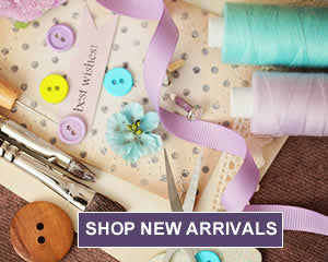 new scrapbooking supplies