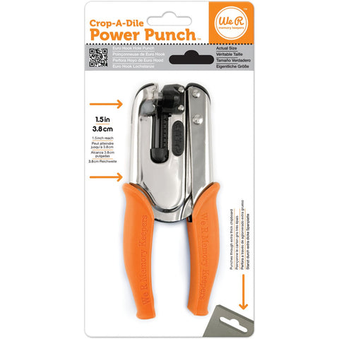 Crop A Dile Euro Hook Power Punch