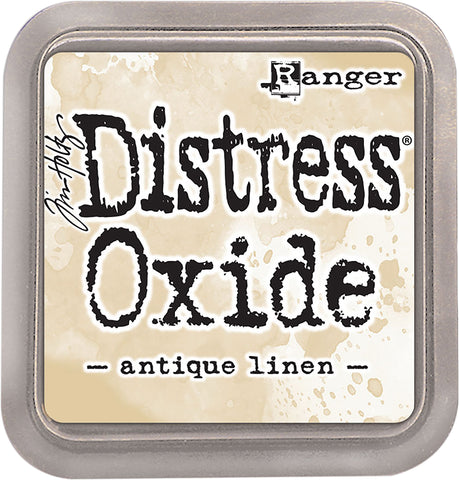 Tim Holtz Distress Oxides Ink Pad Antique Linen