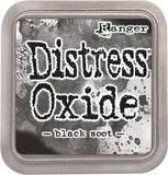 Tim Holtz Distress Oxides Ink Pad Black Soot