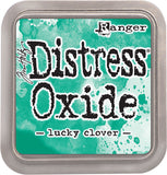 Tim Holtz Distress Oxides Ink Pad Lucky Clover