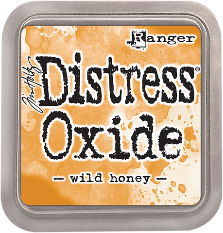 Tim Holtz Distress Oxides Ink Pad Wild Honey