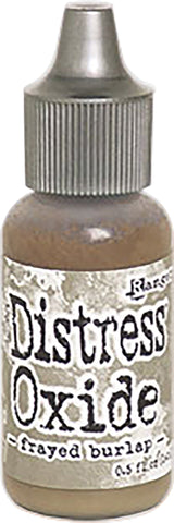 Tim Holtz Distress Oxides Reinkers Frayed Burlap