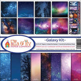 Ella and Viv Collection Kit Galaxy 12inX12in
