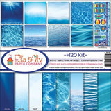 Ella and Viv Collection Kit H2O 12inX12in
