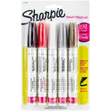 Sharpie Medium Point Oil-Based Opaque Paint Markers 5pk