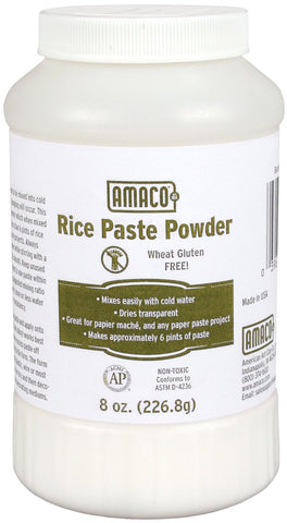 Rice Paste Powder 8oz