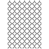 Kaisercraft Embossing Folder Lattice 5inx7in