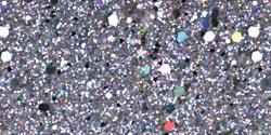 Stampendous Frantage Halo Glitter Mix Silver .74oz