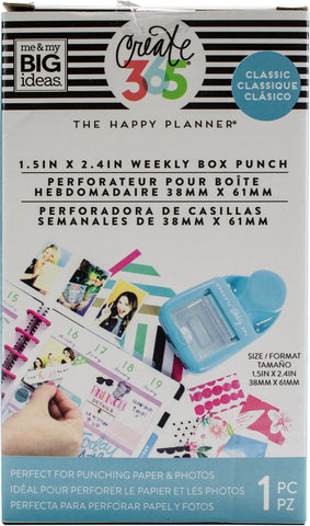 Happy Planner Classic Punch