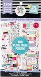 Happy Planner Sticker Value Pack Planner Basics Mini 1768pk