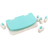 We R Planner Punch Board with Standard Hole Punches 6pk
