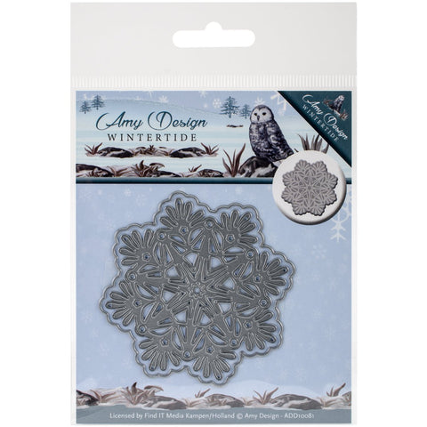 Find It Trading Amy Design Wintertide Die Ice Crystal