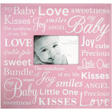 MBI Expressions Post Bound Album with Window Baby Pink 12inX12in