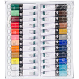 Oil Paints Assorted Colors 21ml 24pk