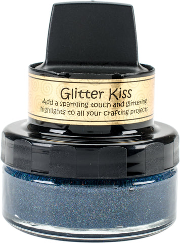 Cosmic Shimmer Glitter Kiss Midnight Sparkle