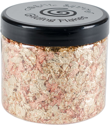 Creative Expressions Cosmic Shimmer Gilding Flakes Warm Sunrise 200ml
