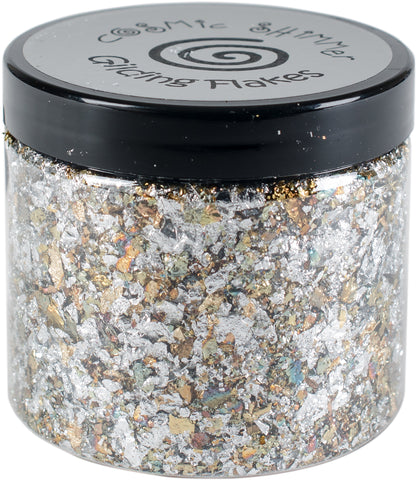 Creative Expressions Cosmic Shimmer Gilding Flakes Silver Dream 200ml