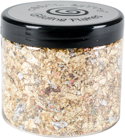 Creative Expressions Cosmic Shimmer Gilding Flakes Egyptian Gold 200ml