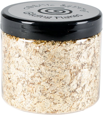 Creative Expressions Cosmic Shimmer Gilding Flakes Golden Jewel 200ml