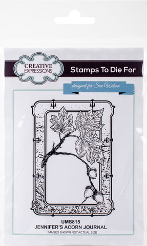 Stamps To Die For By Sue Wilson Jennifer's Acorn Journal