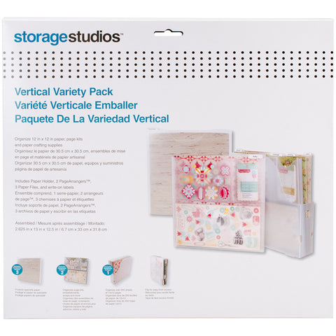 Storage Studios Vertical Variety Pack