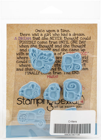 Stamping Bella Cling Stamps Little Bits Critters