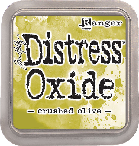 Tim Holtz Distress Oxides Ink Pad Crushed Olive
