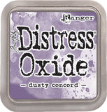 Tim Holtz Distress Oxides Ink Pad Dusty Concord