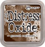 Tim Holtz Distress Oxides Ink Pad Ground Espresso