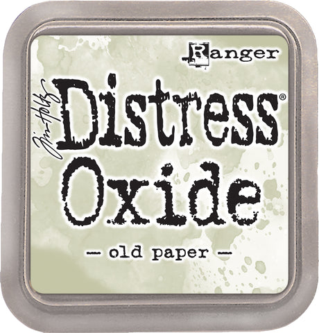 Tim Holtz Distress Oxides Ink Pad Old Paper