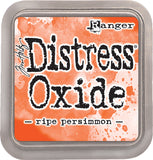 Tim Holtz Distress Oxides Ink Pad Ripe Persimmon