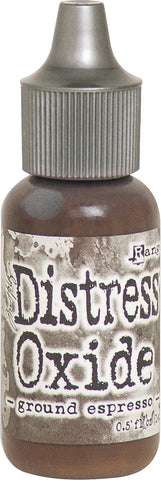 Tim Holtz Distress Oxides Reinker Ground Espresso