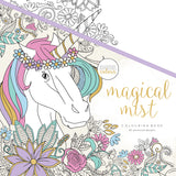 KaiserColour Perfect Bound Coloring Book Magical Mist 9.75inX9.75in