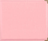 Kaisercraft Leather D-Ring Album Pink 12inX12in
