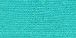 Bazzill Fourz Cardstock Artesian Pool Grass Cloth 12inX12in