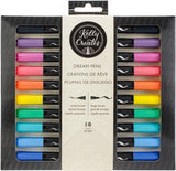 Kelly Creates Dream Pens Rainbow 10pk