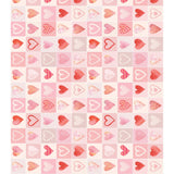 Craft Consortium Decoupage Papers Love Hearts 13.75inX15.75in 3pk