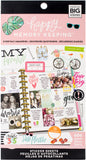 Happy Planner Sticker Value Pack Everyday Memories 606pk