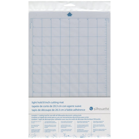 Silhouette Portrait Light Tack Cutting Mat 8inX12in
