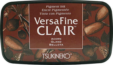 VersaFine Clair Ink Pad Acorn