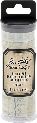 Idea-Ology Design Tape Salvaged 6pk