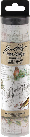 Idea-Ology Collage Paper Aviary 6yds